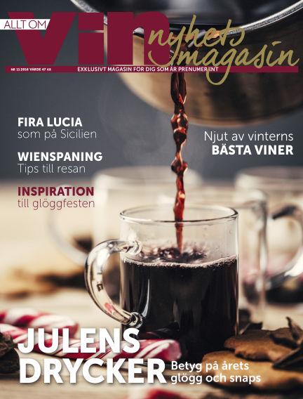 Allt om vin November 17, 2016 00:00
