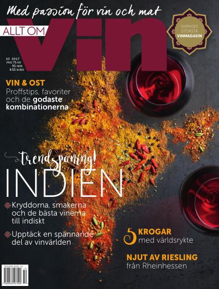 Allt om vin October 26, 2017 00:00