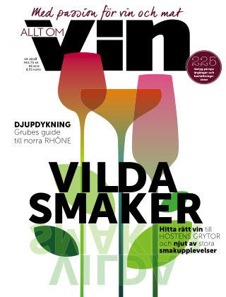 Allt om vin 2018-10-25