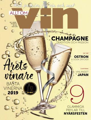 Allt om vin 2019-12-09