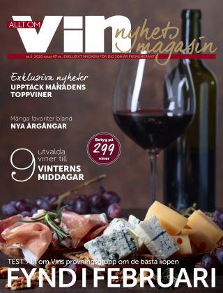 Allt om vin 2020-01-27