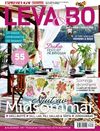 Leva & Bo 2013-06-15