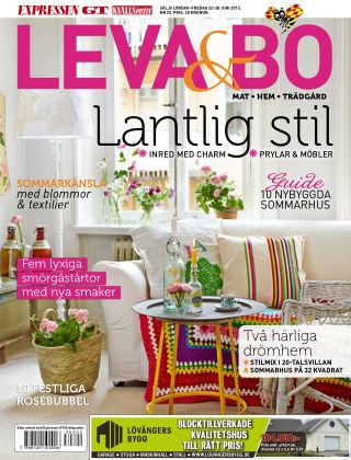 Leva & Bo 2013-06-22