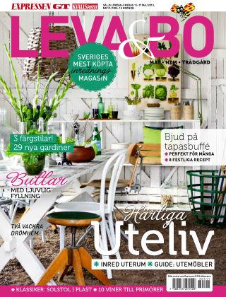 Leva & Bo 2013-05-11