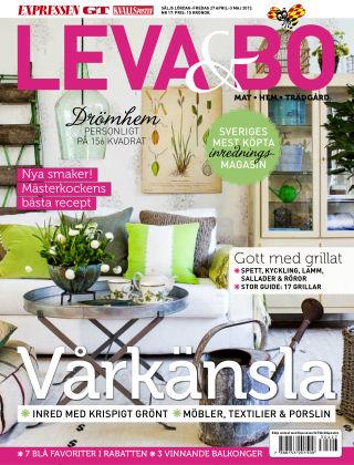 Leva & Bo 2013-04-27