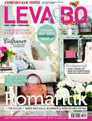 Leva & Bo 2013-04-20