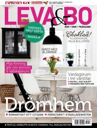 Leva & Bo 2013-04-13