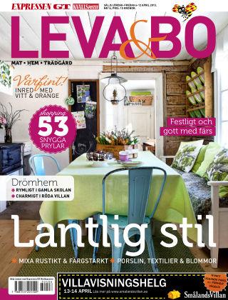 Leva & Bo 2013-04-06