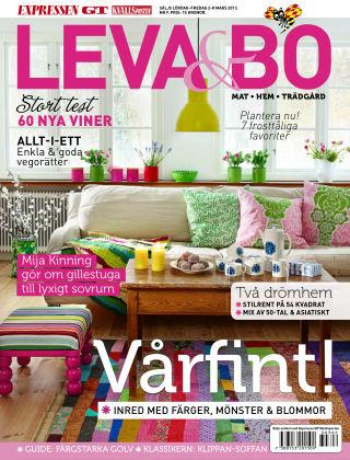 Leva & Bo 2013-03-02
