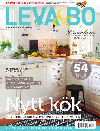 Leva & Bo 2013-02-23