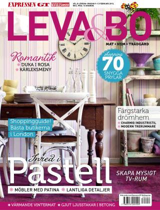 Leva & Bo 2013-02-09