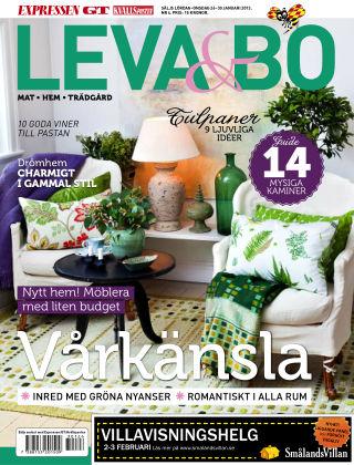 Leva & Bo 2013-01-26