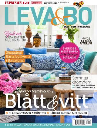 Leva & Bo 2013-08-10
