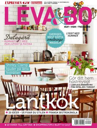 Leva & Bo 2013-10-12