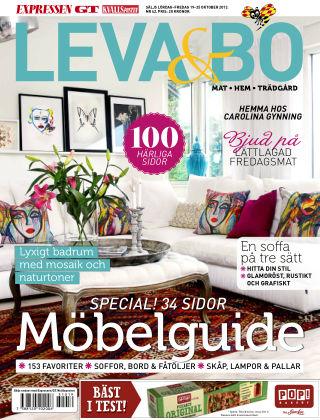 Leva & Bo 2013-10-19