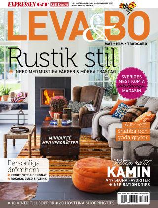 Leva & Bo 2013-11-09