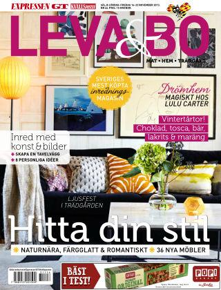 Leva & Bo 2013-11-16