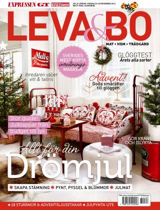 Leva & Bo 2013-11-23