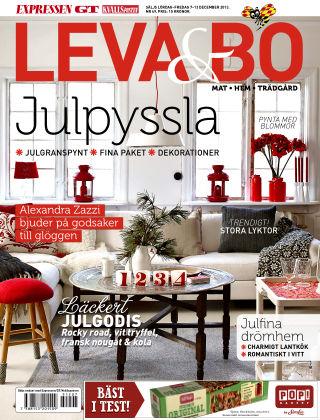 Leva & Bo 2013-12-07