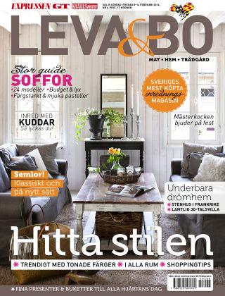 Leva & Bo 2014-02-08