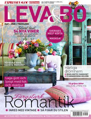 Leva & Bo 2014-04-05