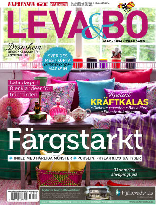 Leva & Bo 2014-08-09