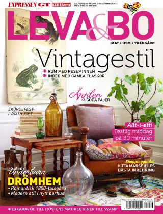 Leva & Bo 2014-09-06