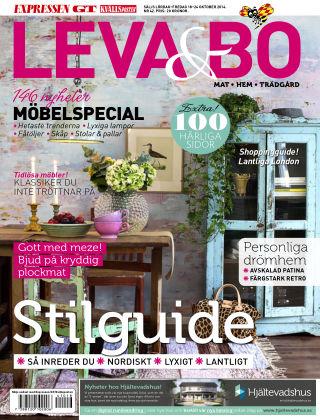 Leva & Bo 2014-10-18