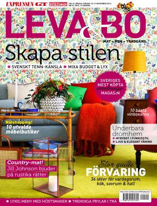 Leva & Bo 2014-11-15