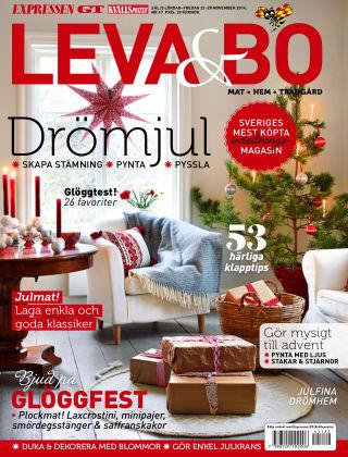 Leva & Bo 2014-11-22