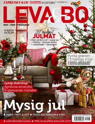 Leva & Bo 2014-12-13