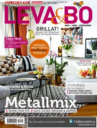 Leva & Bo 2015-04-18