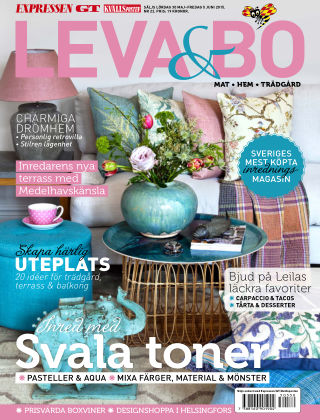 Leva & Bo 2015-05-30