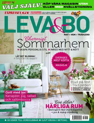 Leva & Bo 2015-06-27