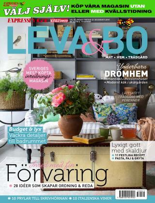 Leva & Bo 2015-08-22