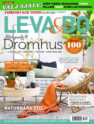 Leva & Bo 2015-10-03