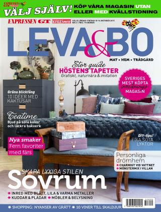 Leva & Bo 2015-10-10