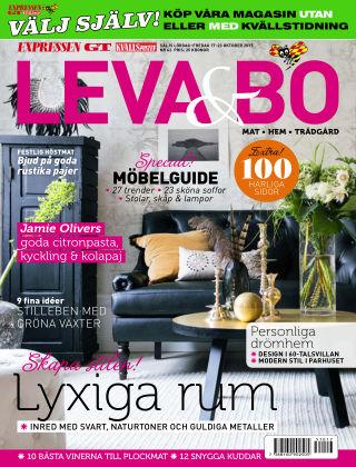 Leva & Bo 2015-10-17