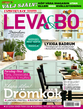 Leva & Bo 2015-10-31