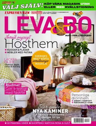 Leva & Bo 2015-11-07