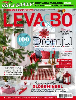 Leva & Bo 2015-11-21