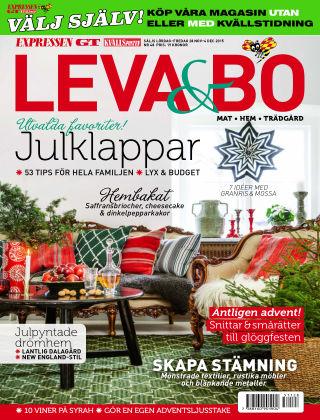 Leva & Bo 2015-11-28