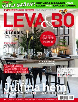 Leva & Bo 2015-12-05