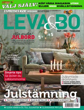 Leva & Bo 2015-12-12
