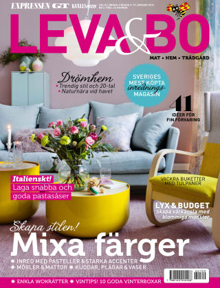 Leva & Bo 2016-01-09