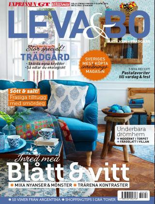 Leva & Bo 2016-04-09
