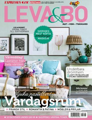 Leva & Bo 2016-04-16