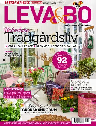Leva & Bo 2016-05-14