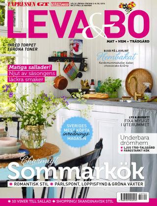 Leva & Bo 2016-07-02