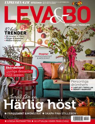 Leva & Bo 2016-09-10